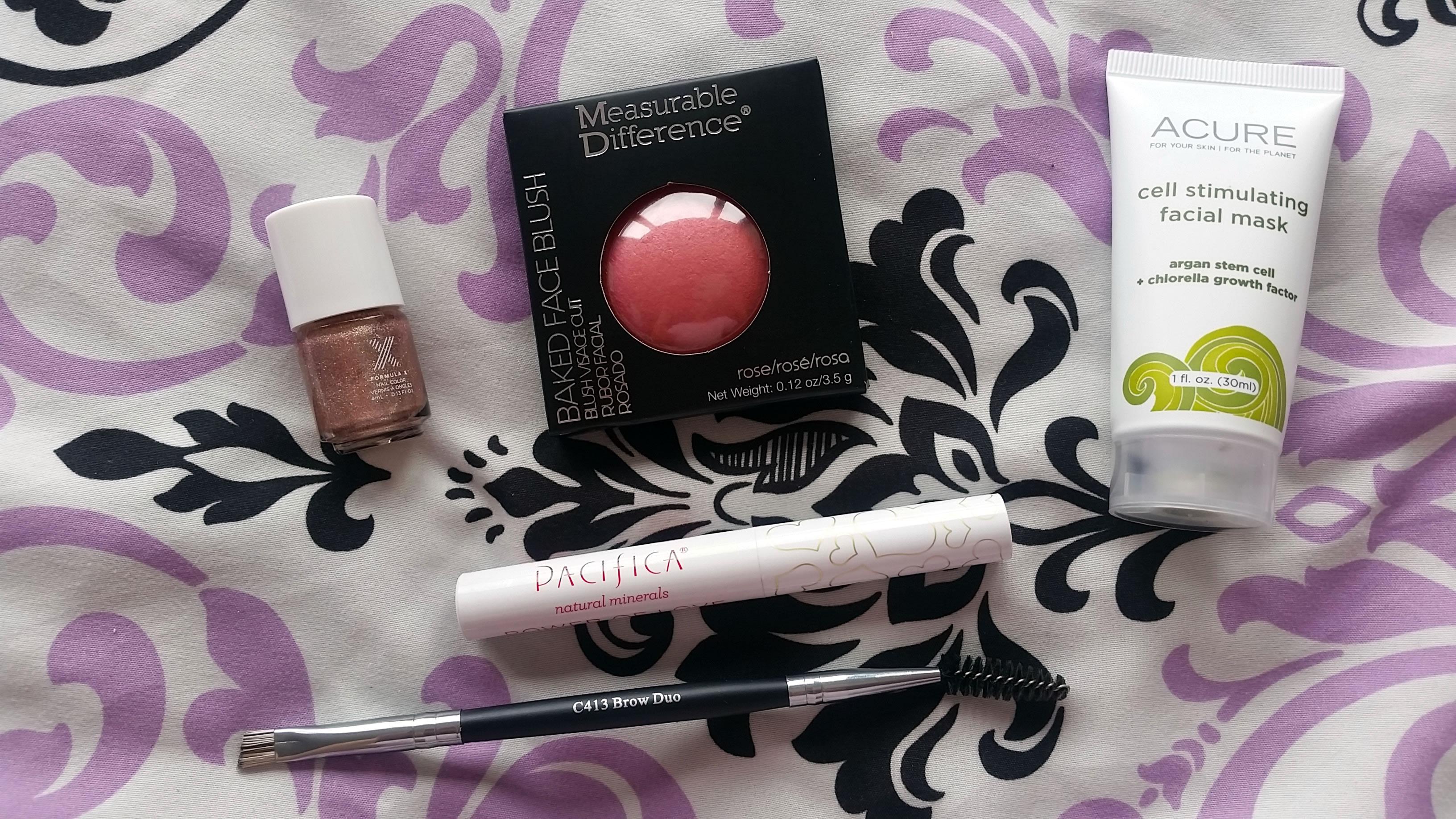 Ipsy Makeup Haul