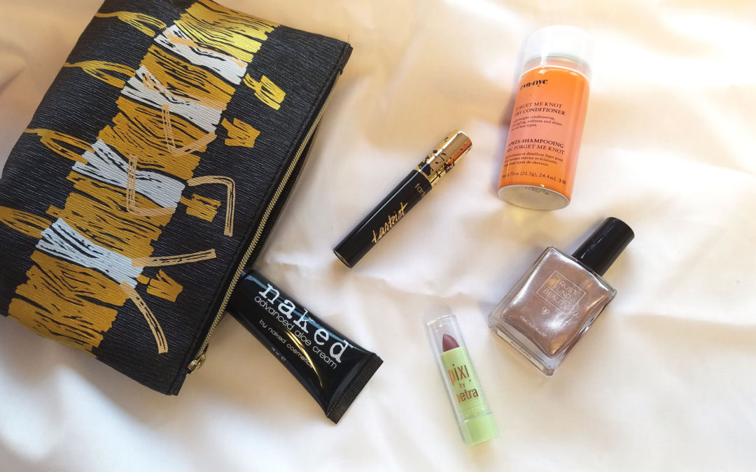 September Ipsy Glam Bag Product Review